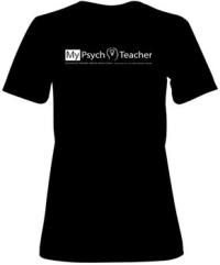T-Shirt_MyPsychTeacherLogo_Transparent_COLOR_VistaPrint_BLACK_WOMEN_SmallView